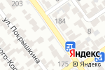 Схема проезда до компании ALL FOR ALL в Шымкенте