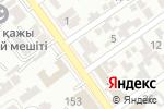 Схема проезда до компании У Ислама в Шымкенте