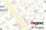 Схема проезда до компании Софи в Шымкенте