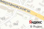 Схема проезда до компании TS, ТОО в Шымкенте