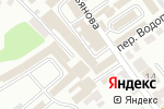 Схема проезда до компании Центр по изготовлению ворот в Шымкенте