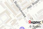 Схема проезда до компании Достар в Шымкенте