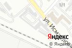 Схема проезда до компании Технополис в Шымкенте