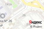 Схема проезда до компании 1000 мелочей в Шымкенте