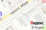 Схема проезда до компании Gidran, ТОО в Шымкенте