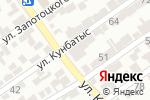 Схема проезда до компании Корзинка в Шымкенте