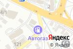 Схема проезда до компании Данияр в Шымкенте