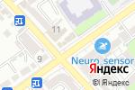 Схема проезда до компании Адвокатский кабинет Борзенко М.Е в Шымкенте