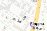 Схема проезда до компании Ақылды бала в Шымкенте