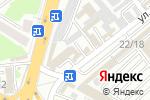 Схема проезда до компании Жанысбек в Шымкенте
