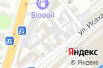 Схема проезда до компании Үміт Базары, ТОО в Шымкенте