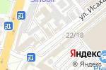 Схема проезда до компании 083 в Шымкенте