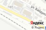 Схема проезда до компании Центр по продаже кованых изделий в Шымкенте