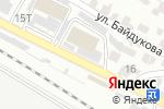 Схема проезда до компании Магазин по продаже иранской ковки в Шымкенте