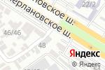 Схема проезда до компании ТУРСЫН АЙ в Шымкенте
