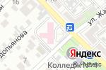 Схема проезда до компании Магазин мебельной фурнитуры в Шымкенте