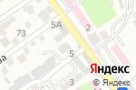Схема проезда до компании ЗДОРОВЬЕ СЕМЬИ в Шымкенте