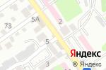 Схема проезда до компании DN service в Шымкенте