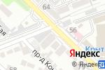 Схема проезда до компании Golden wing в Шымкенте