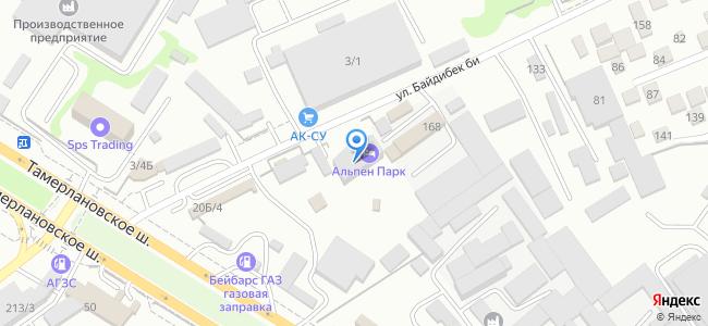 Казахстан, Шымкент, улица Байдибек би, 172А