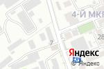 Схема проезда до компании Адилбаева и компания, ПТ в Шымкенте