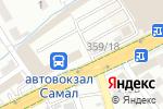 Схема проезда до компании М-Ломбард, ТОО в Шымкенте