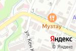 Схема проезда до компании NEW TIME в Шымкенте