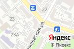Схема проезда до компании Экономь в Шымкенте