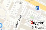 Схема проезда до компании Юг Стиль в Шымкенте
