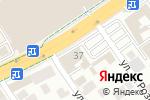 Схема проезда до компании Жасау в Шымкенте