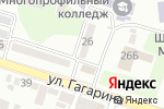 Схема проезда до компании Платежный терминал, Kaspi bank в Шымкенте