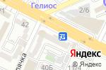 Схема проезда до компании Дента-М в Шымкенте