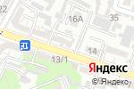 Схема проезда до компании Бьюти в Шымкенте