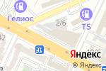 Схема проезда до компании АҚ ЖОЛ в Шымкенте