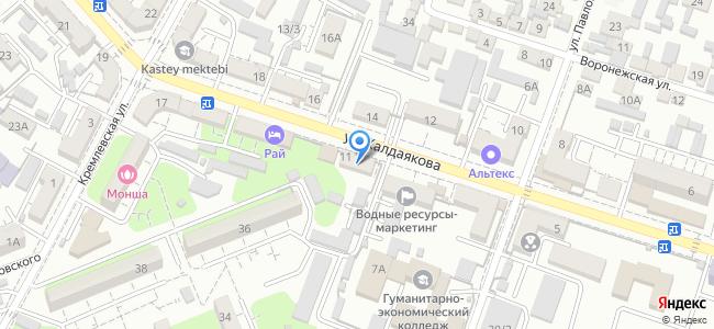 Калдаякова, 11