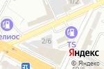 Схема проезда до компании MAXI BURGER в Шымкенте