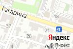 Схема проезда до компании Хан-Тәңірі в Шымкенте