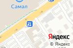 Схема проезда до компании Жарылқасын в Шымкенте