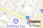Схема проезда до компании Skynet Group, ТОО в Шымкенте