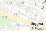Схема проезда до компании Филиал Абайского районного территориального отдела судебных исполнителей города Шымкент в Шымкенте