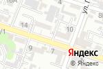 Схема проезда до компании Ан-Ниса в Шымкенте