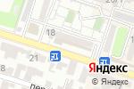 Схема проезда до компании Кокетка в Шымкенте