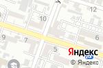 Схема проезда до компании Дастархан в Шымкенте
