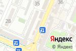 Схема проезда до компании Керемет в Шымкенте