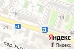 Схема проезда до компании Дентис в Шымкенте