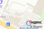 Схема проезда до компании Vita vioilli в Шымкенте