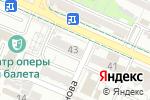Схема проезда до компании ТВ АЗИЯ в Шымкенте