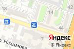 Схема проезда до компании ПРОГРАММИСТ в Шымкенте