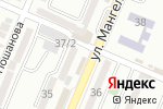 Схема проезда до компании Цифровые реализации, ТОО в Шымкенте