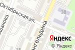 Схема проезда до компании Клиника Маханова в Шымкенте